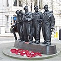 Royal Tank Regiment memorial, Whitehall Place.jpg