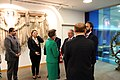 Royal visit to IMO's Maritime Safety Committee (31263416577).jpg