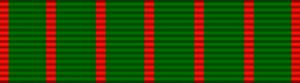 181st Infantry Regiment (United States) - Image: Ruban de la Croix de guerre 1914 1918