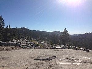 Loon Lake (California) - Image: Rubicon Trail