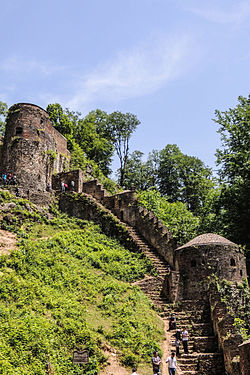 Rudkhan Castle by Mardetanha in guilan (10).jpg