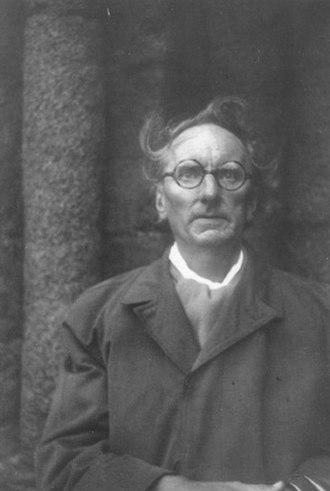 Rued Langgaard - Langgaard in later life