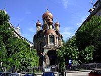 Russian Church in Bucharest Sfantul Nicolae.jpg