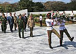 Russian Defence Minister visited tank division Revolutionary Armed Forces of Cuba and laid a wreath to the Soviet soldiers-internationalists memorial 04.jpg