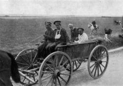 Soldats russes blessés au cours de la Première Guerre mondiale