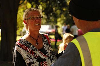 Port Hills MP Ruth Dyson and Addington Action ...