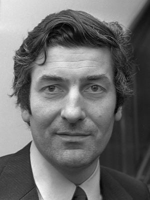 Ruud Lubbers - Ruud Lubbers as Minister of Economic Affairs in 1973