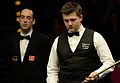 Ryan Day and Theo Selbertinger at Snooker German Masters (DerHexer) 2015-02-05 01.jpg