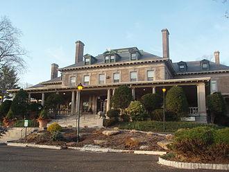 Ramapo, New York - Ryan Mansion in Montebello