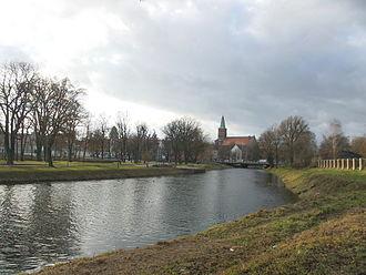 Międzyrzecz - Obra River