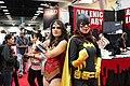 SDCC 2012 - Wonder Woman & Batgirl (7567317444).jpg
