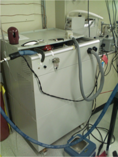 Selected-ion flow-tube mass spectrometry