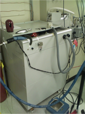 Selected-ion flow-tube mass spectrometry - Picture of SIFT-MS profile 3.