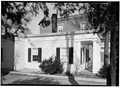 SOUTH SIDE - Alexander Wurts Law Office, 59 Main Street, Flemington, Hunterdon County, NJ HABS NJ,10-FLEM,10-2.tif