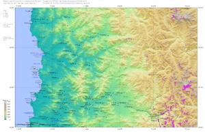 Central Chile - Quillota, Reñaca, Pichidangui , Aconcagua Valley
