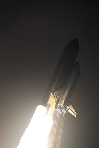 STS-130 - Endeavour launches on its penultimate mission