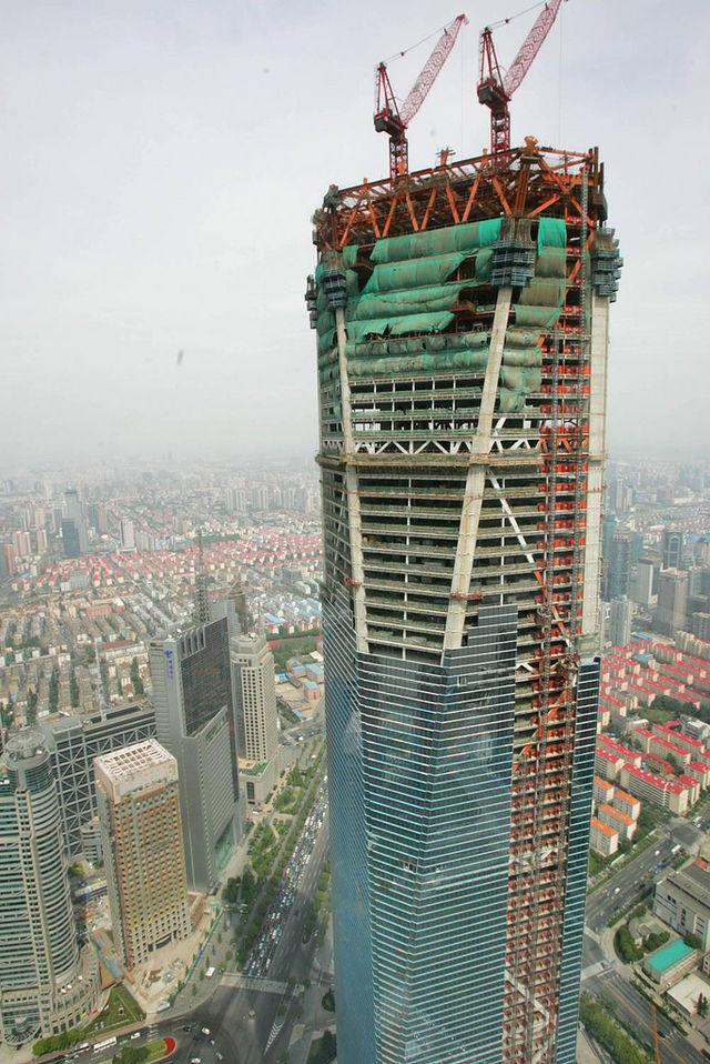 Shanghai World Financial Center Wikiwand
