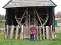 Saddlescombe Donkey Wheel - geograph.org.uk - 116644.jpg