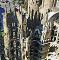 Sagrada Familia Barcelona under construction - panoramio.jpg