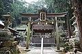 Saguriten-Shrine in Iwayama, Ujitawara, Kyoto July 6, 2018 06.jpg