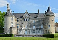 Saint-Aulaye 24 Château façade nord 2013.jpg