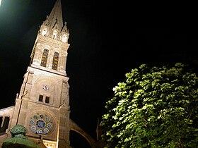 L'église Saint-Clodoald