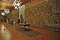Salão com Réplicas das tapeçarias de Pastrana (46091677342).jpg