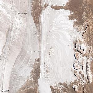 Salar de Arizaro - Image: Salar de Arizaro 2013
