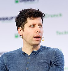 Sam Altman TechCrunch SF 2019 Day 2 Oct 3 (cropped).jpg