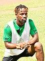 Samuel Afful against Achiken FC.jpg