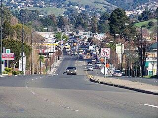El Sobrante, California Census-designated place in California, United States
