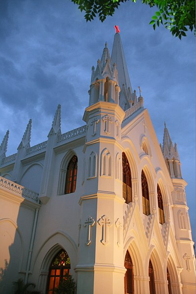 San Thome Cathedral, Mylapore