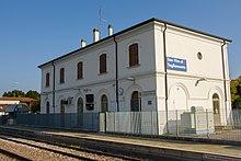 Stazione di san vito al tagliamento wikipedia for Appartamenti arredati san vito al tagliamento