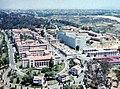 San Diego, CA Old Naval Hospital aerial, 1950s.jpg