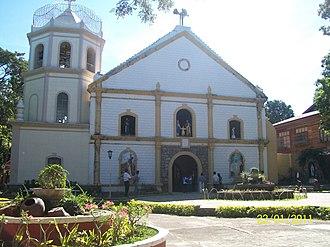 San Juan, Ilocos Sur - Image: San Juan Church, Ilocos Sur