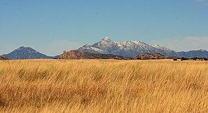 San Rafael Valley - Image: San Raphael Grasslands (4412326574)