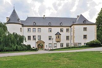 Sanem - The castle