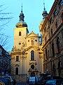 Sankt-Gallus-Kirche in Prag - Церковь Святого Галла - panoramio.jpg