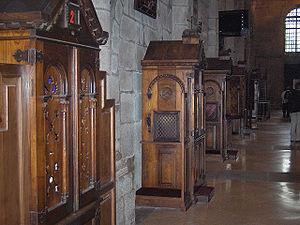 Crimen sollicitationis - Image: Sant Compostela 25