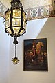 Santa Barbara Courthouse light fixture and painting.jpg