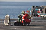 Santa Claus on USS Nimitz DVIDS234883.jpg