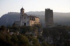 Santa Perpetua de Gaià, Torre de Pontils PM 24648