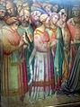 Santa croce, int., cappella maggiore, agnolo gaddi e bottega, affreschi 13.jpg