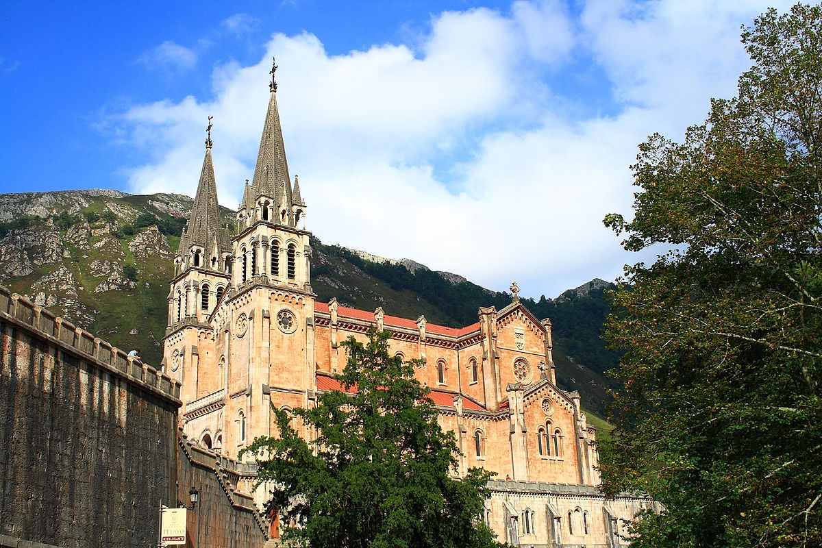 Our Lady of Covadonga - Wikipedia