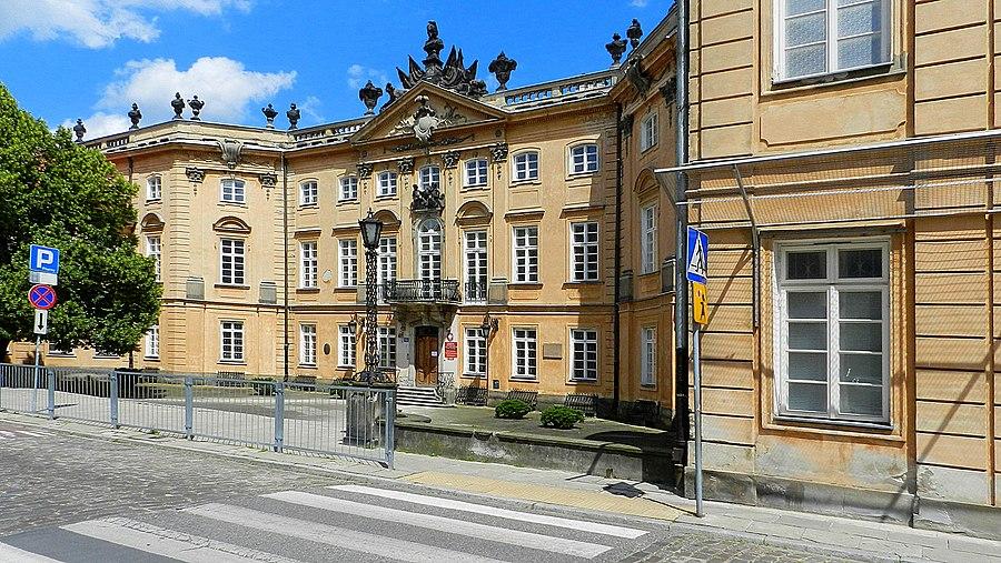 Sapieha Palace, Warsaw