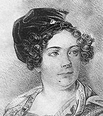 Dramatens elevskola - Sara Torsslow, one of the stars of the 19th-century, who was educated at Dramatens elevskola.