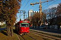 Sarajevo Tram-261 Line-2 2011-10-14.jpg