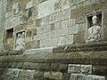 Sarcofagi romani nel campanile.JPG