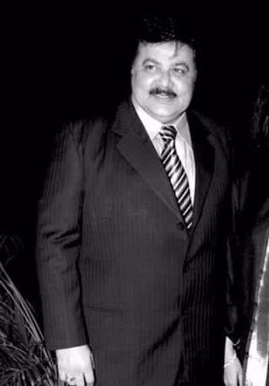 Schauspieler Satish Shah