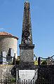 Savignac-sur-Leyze - Monument aux morts.JPG
